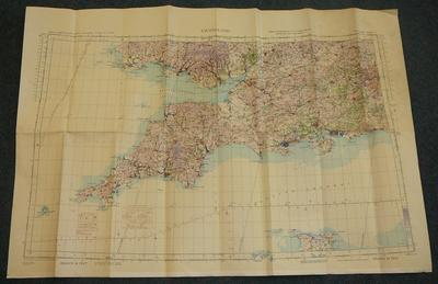 S.W. England : sheet 7