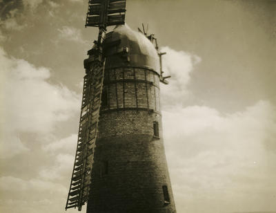 Partington's Mill, Symonds St Auckland