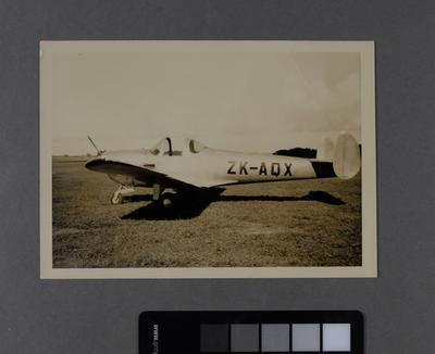 ZK-AQX Ercoupe 415-D C1
