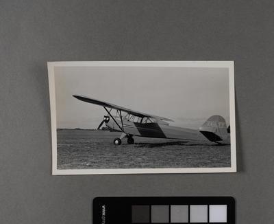 ZK-ATY Taylorcraft Model D