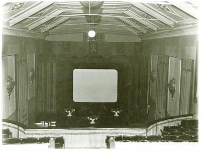 Roxy Cinema proscenium , c 1925