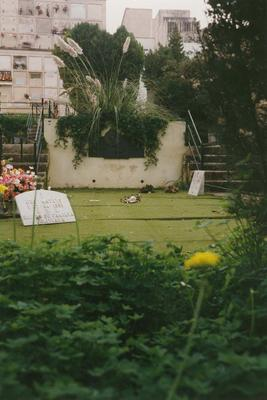 Grave of Jean Batten, Majorca