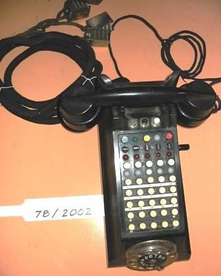 Telephone [Intercommunication Telephone]