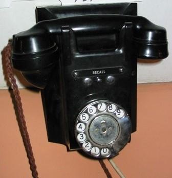 Telephone [Wall Telephone]