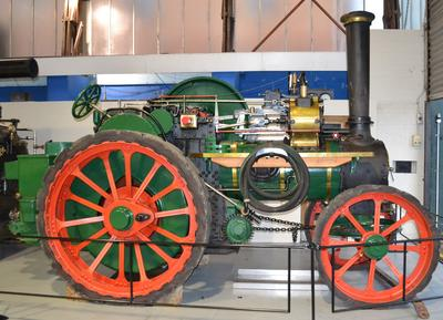 Steam Traction Engine [Fowler]