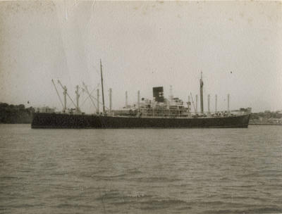 [New Zealand Shipping Company H class ship]