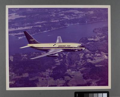 [Photograph Boeing 737]