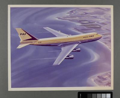 [Print Boeing 747]