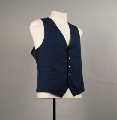 Uniform Waistcoat [Rail Guard]