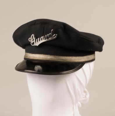 Uniform Cap [Rail Guard]