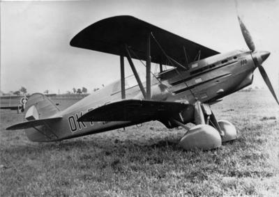 Avia B534 Czech Aircraft