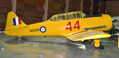 Aircraft [North American AT-6 Harvard II ]NZ944 / INST 153; North American Aviation Incorporated; 1941
