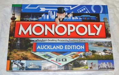 Board Game [Monopoly]