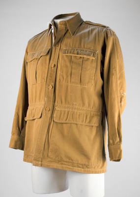 Uniform Jacket [Warrant Officer (R.J. Pride)]