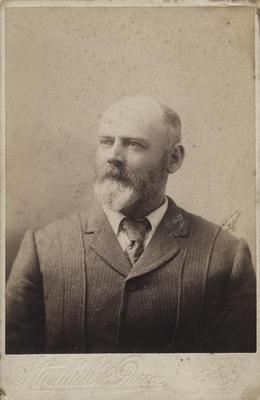 Photograph of Louis L.E.G. Lee