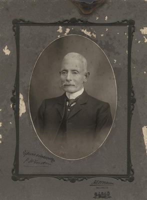 Photograph of  P. H. Forster