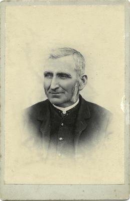 Photograph of a man
