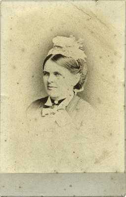 Photograph of a woman
