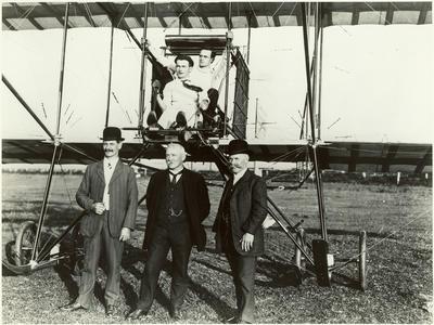 [Walsh Brothers Manurewa no. 1 plane]
