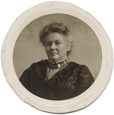 Photograph of an older woman
