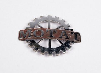 Badge [MOTAT, Wheel]