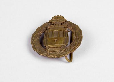Badge [MOTAT, Tramways]