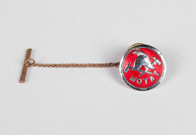 Badge [MOTAT, Fire & Emergency]