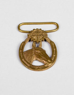Badge [MOTAT, Horse]