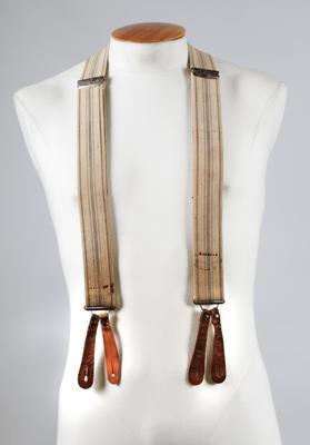 Uniform Suspenders [Rail Braces]