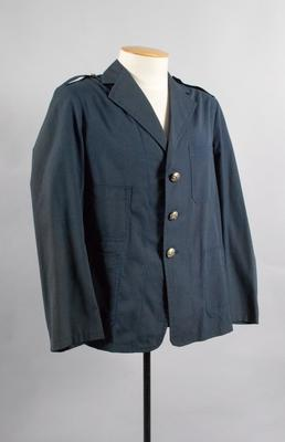 Uniform Jacket [Station Agent]