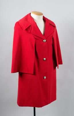 Uniform Coat [Silver Star/Silver Fern]; New Zealand Rail; Chicatique; 1972-1975