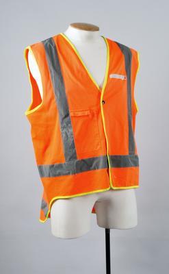 Uniform Vest [High-Visibility]