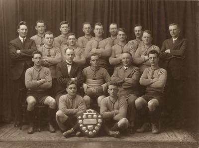 [A.C.T.C. Rugby Football Team]