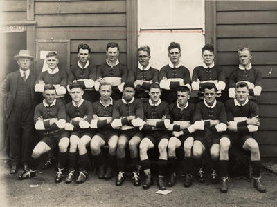 [Unidentified rugby team]