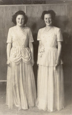 [Jean and Ngaire Swanson]
