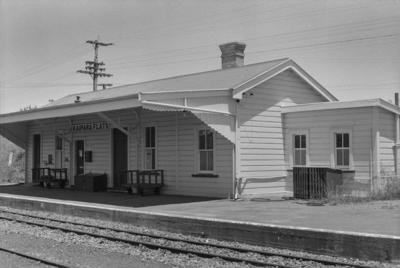 Photograph of Kaipara Flats station