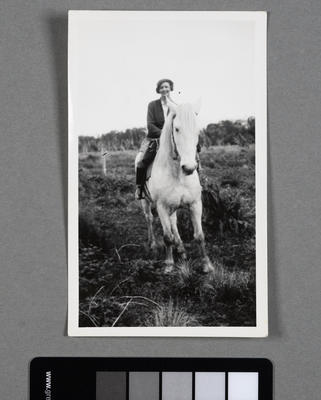 [Jean Batten photograph]; Unknown Photographer; Unknown