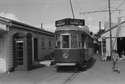 Photograph of Tram 253