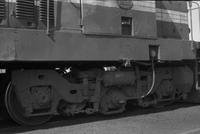 Photograph of locomotive DA 1435