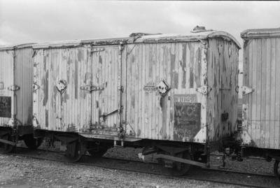 Photograph of cool wagon W 1069
