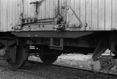 Photograph of cool wagon W 1232