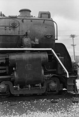 Photograph of locomotive K 900