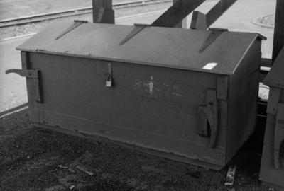 Photograph of railway toolbox