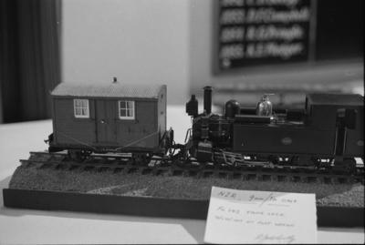 Photograph of Modellers' Convention display
