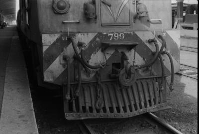 Photograph of locomotive DG 790
