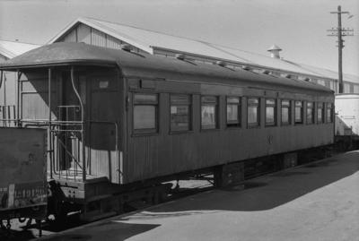 Photograph of carriage AA 1267