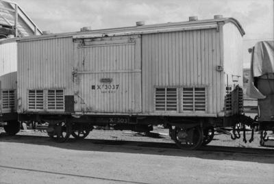 Photograph of cool van XP 3037
