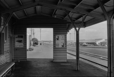 Photograph of Pukekohe station