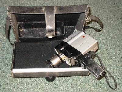 Movie Camera [Yashica Super 8]