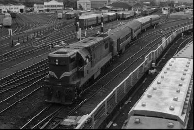 Photograph of locomotive DA 1532